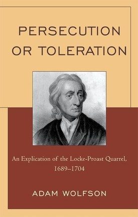 Persecution or Toleration