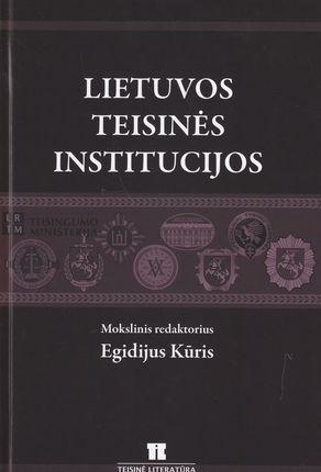 Lietuvos teisinės institucijos
