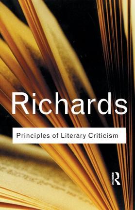 Principles of Literary Criticism