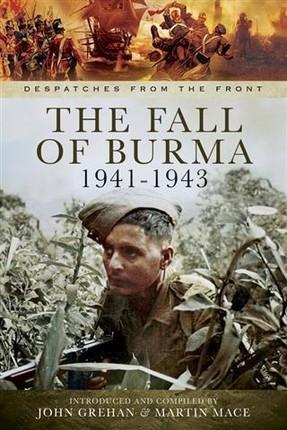 Fall of Burma 1941-1943