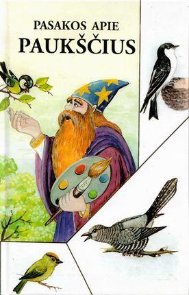 Pasakos apie paukščius