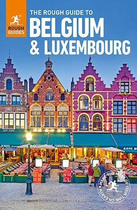 The Rough Guide to Belgium and Luxembourg (Travel Guide eBook)