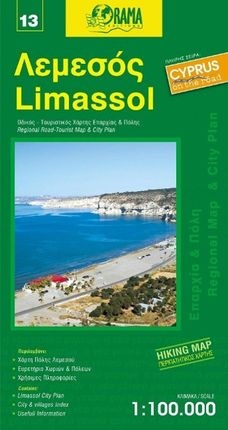 Limassol 1 : 100 000