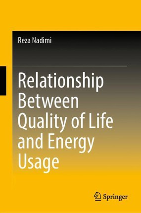 Relationship Between Quality of Life and Energy Usage
