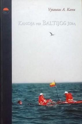 Kanoja per Baltijos jūrą
