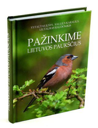 Pažinkime Lietuvos paukščius