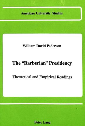 The «Barberian» Presidency