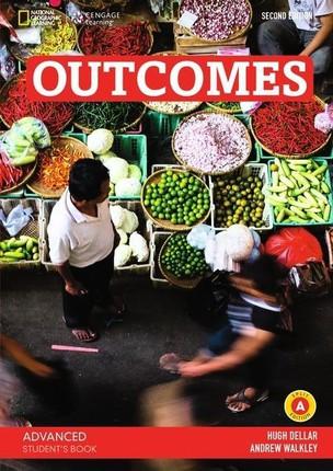 Outcomes C1.1/C1.2: Advanced - Student's Book (Split Edition A) + DVD