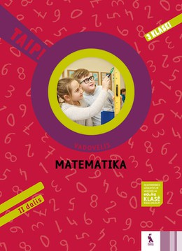 Matematika: vadovėlis 3 klasei. 2 dalis