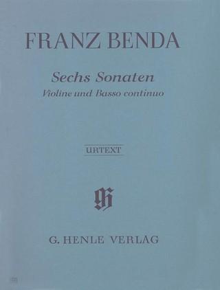 6 Sonaten