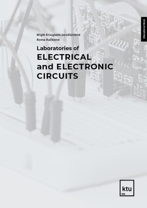 Laboratories of electrical and electronic circuits: educational book