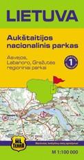Lietuva. Aukštaitijos nacionalinis parkas