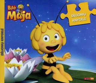 Bitė Maja. Dėlionių knygelė (2015)
