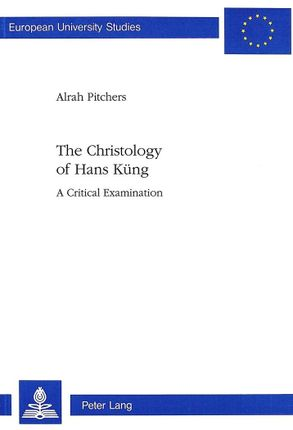 The Christology of Hans Küng