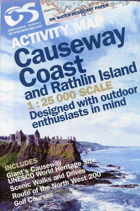 Causeway Coast 1:25 000