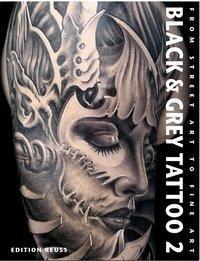 Black & Grey Tattoo 2