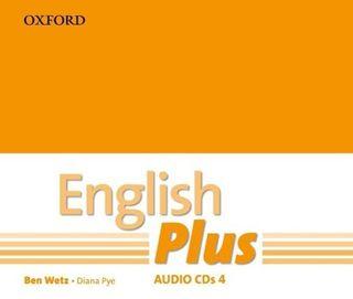 English Plus 4. Class CD