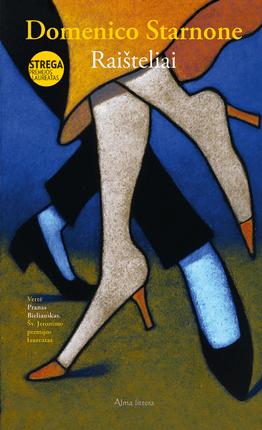 RAIŠTELIAI: provokuojanti, jausminga ir nebanali santuokos krizę išgyvenančios šeimos drama (knyga su defektais)