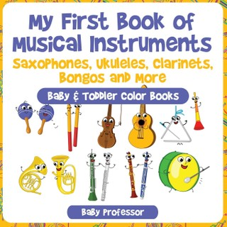 My First Book of Musical Instruments