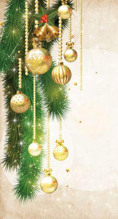 Kalėdinis sveikinimo atvirukas su voku