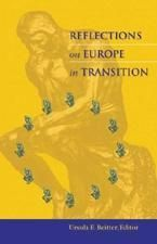Reflections on Europe in Transition