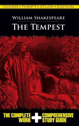 The Tempest Thrift Study Edition