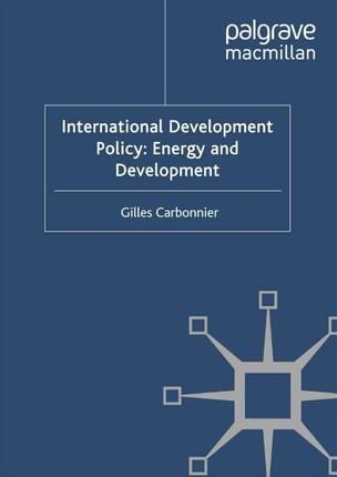 International Development Policy: Energy and Development