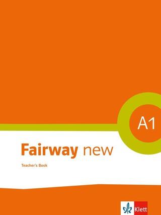 Fairway A1 new. Lehrerhandbuch