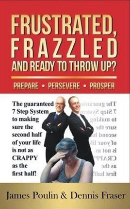 Frustrated, Frazzled and Ready to Throw Up?
