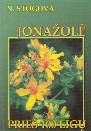 Jonažolė prieš 100 ligų