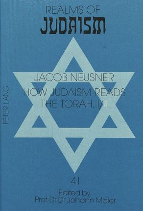 How Judaism reads the Torah I / II