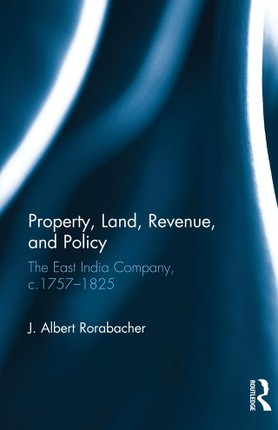 Property, Land, Revenue, and Policy