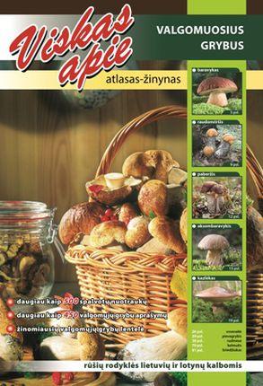 Viskas apie valgomuosius grybus