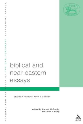 Biblical & Near Eastern Essays