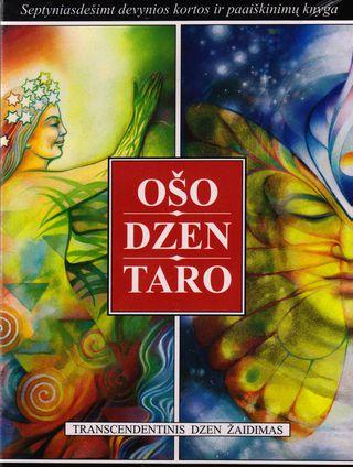 Ošo dzen taro trancendentinis dzen žaidimas (su kortomis)