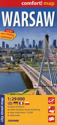 Warsaw 1 : 29 000