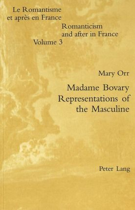 Madame Bovary - Representations of the Masculine