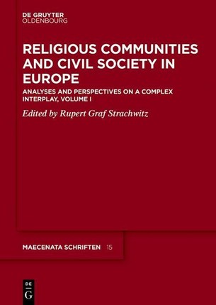 Religious Communities and Civil Society in Europe 01