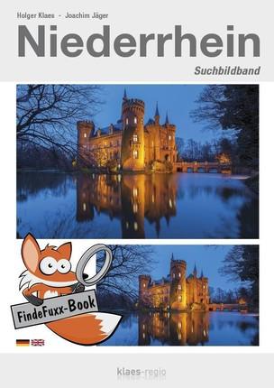 FindeFuxx Suchbildband - Niederrhein