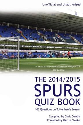 2014/2015 Spurs Quiz Book