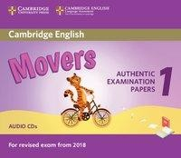 Cambridge English Young Learners Test Movers 1. Audio CD