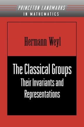Classical Groups