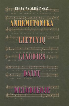 Anhemitonika lietuvių liaudies dainų melodikoje