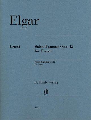 Salut d'amour op. 12 für Klavier