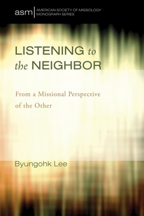 Listening to the Neighbor