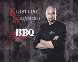 Kristupo Krivicko BBQ užrašai