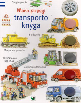 Mano pirmoji transporto knyga