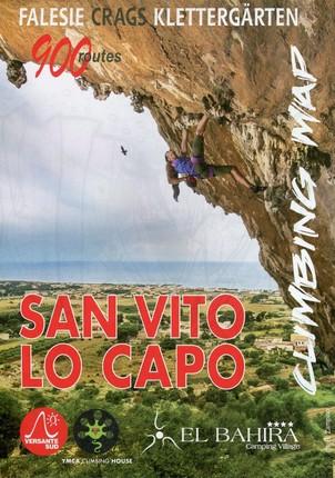 San Vito Lo Capo - Climbing Map