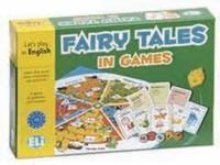 Fairy Tales in Games. Gamebox mit 132 Karten, Spielplan + Download