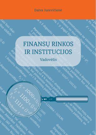 Finansų rinkos ir institucijos